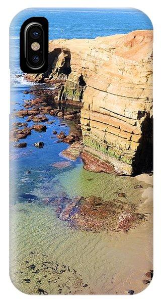 Rocky Point Sunset Cliffs IPhone Case