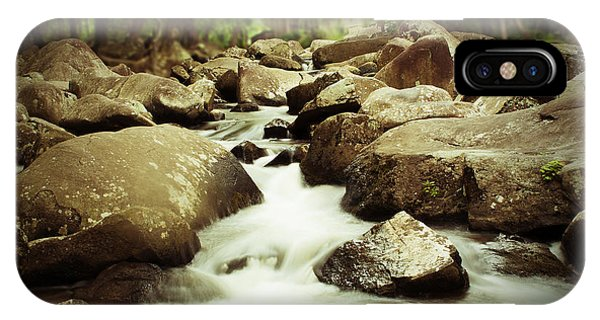 Rocky Stream IPhone Case