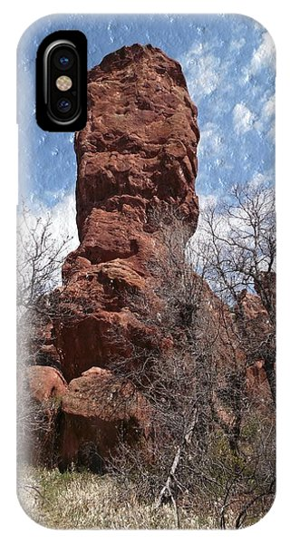 Rocky Totem IPhone Case