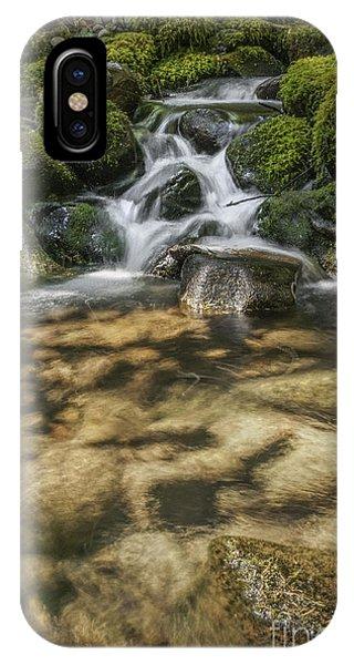 Rocky Waterfall IPhone Case