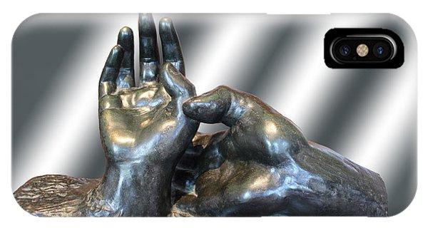 Rodin Series 02 IPhone Case