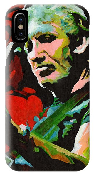 Roger Waters. Breaking The Wall  IPhone Case