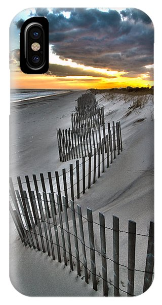 Rogers Beach First Day Of Spring 2014 IPhone Case