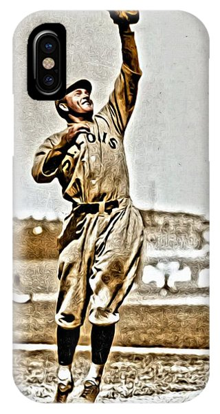 Rogers Hornsby IPhone Case