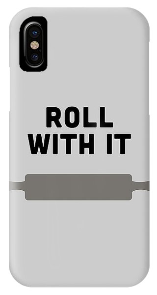 Kitchen iPhone Case - Roll With It by Nancy Ingersoll