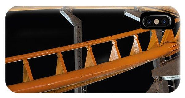 Roller Coaster Track IPhone Case