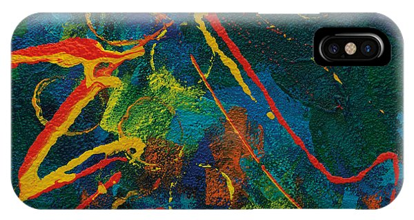 iPhone Case - Rollercoaster by Julie Acquaviva Hayes