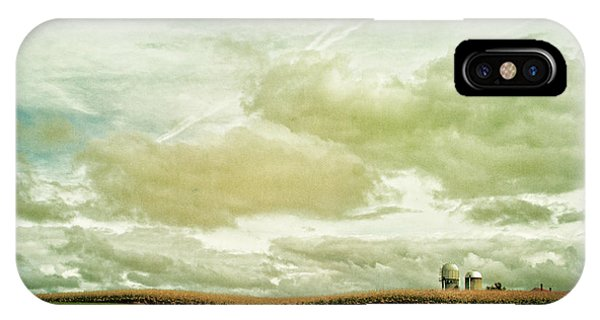 Rolling Fields IPhone Case