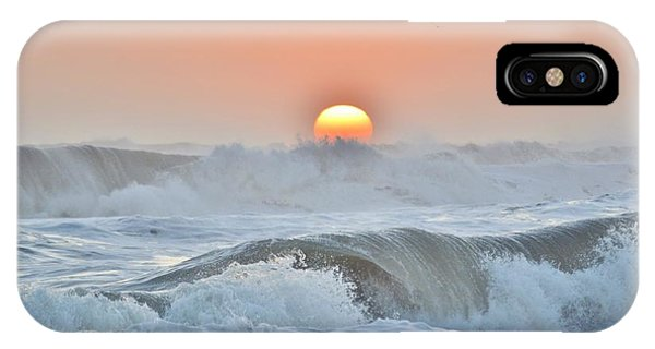 Rolling Waves IPhone Case