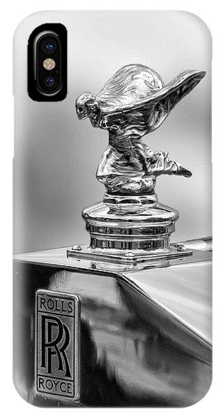 Rolls Royce IPhone Case