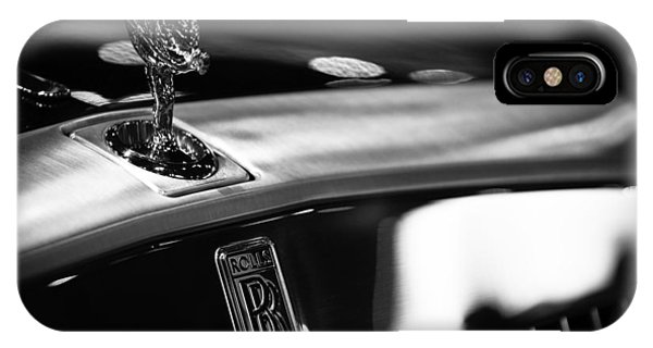Rolls Royce IPhone Case