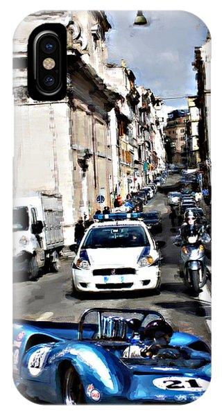 Roma Lola IPhone Case