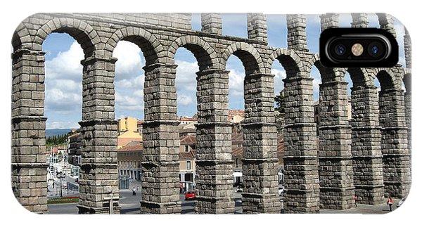Roman Aqueduct IIi IPhone Case