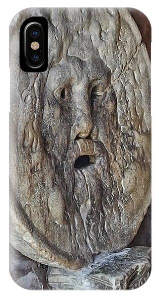 Roman Lucky Stone IPhone Case
