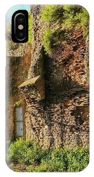 Roman Ruins 4 IPhone Case