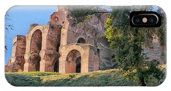 Roman Ruins 5 IPhone Case