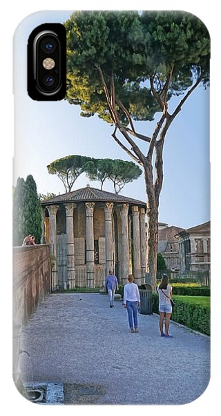 Roman Ruins 6 IPhone Case
