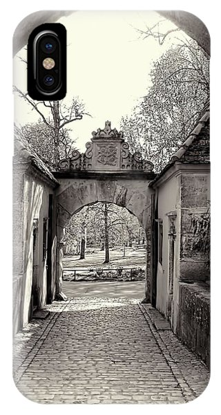 Romantic Archway IPhone Case