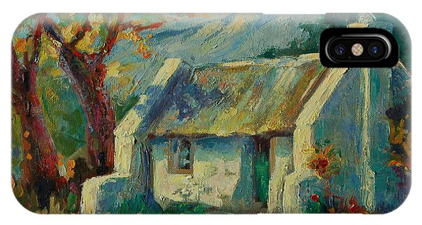 Romantic Cape Cottage IPhone Case