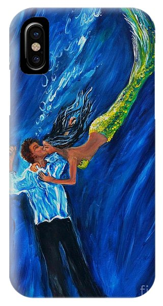 Romantic Rescue IPhone Case