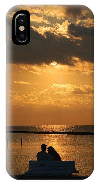 Romantic Sunrise IPhone Case