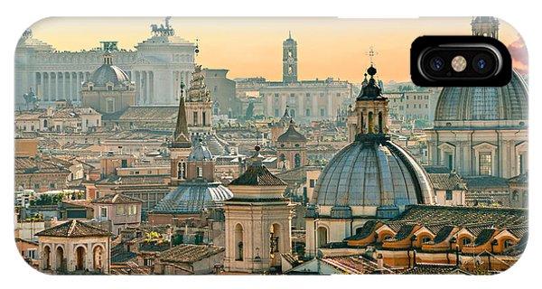Rome - Italy IPhone Case
