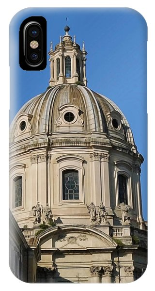 Rome- Dome  IPhone Case