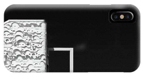 Roof Door IPhone Case