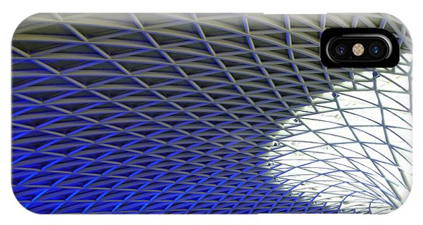 Roof Of Kings Cross IPhone Case