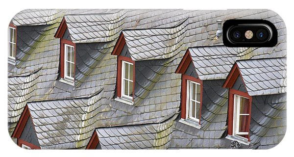Roof Tops IPhone Case