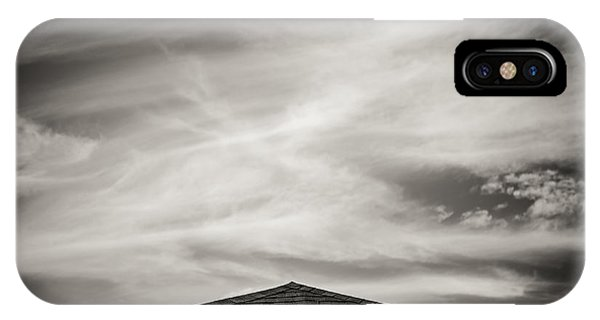 Rooftop Sky IPhone Case