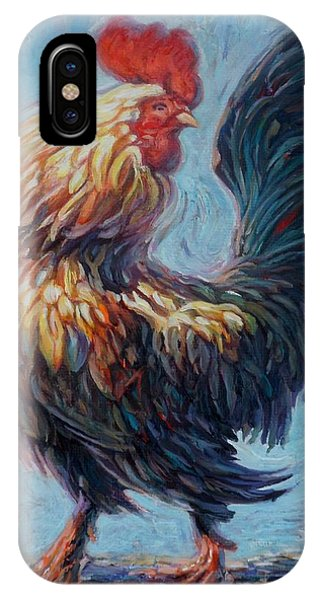 Rooster IPhone Case