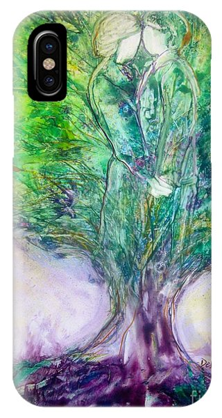 Rooted In Love IPhone Case
