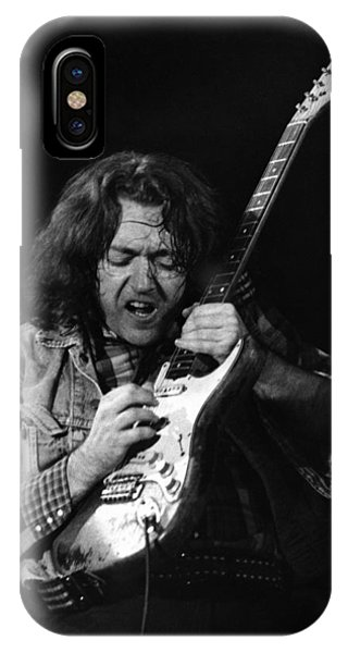 Rory Gallagher 1 IPhone Case