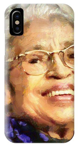 Rosa Parks IPhone Case