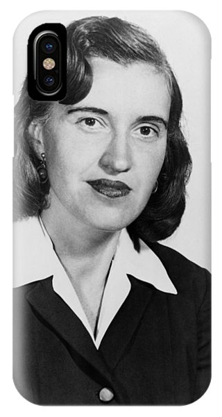 Rosalyn Sussman Yalow (1921-2011) Phone Case by Granger