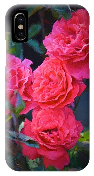 Rose 138 IPhone Case
