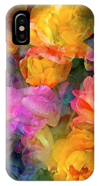 Rose 224 IPhone Case