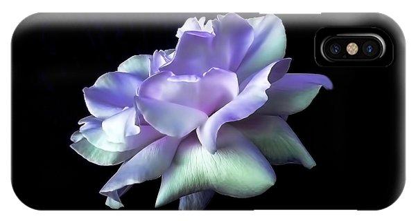 Rose Awakening Floral IPhone Case