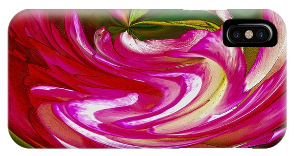 iPhone Case - Rose Bowl by Nancy Marie Ricketts
