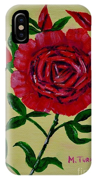 Rose Buds IPhone Case