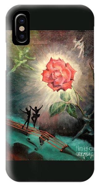 Rose Concerto  1941 IPhone Case