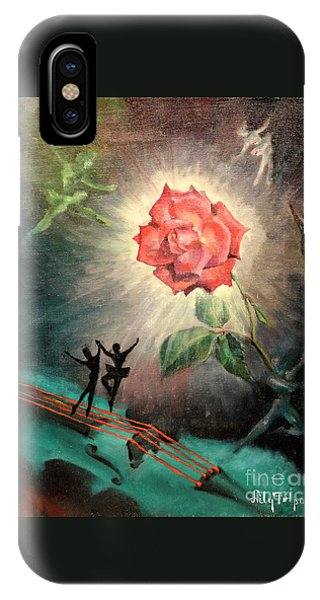 Rose Concerto  1941 IPhone Case