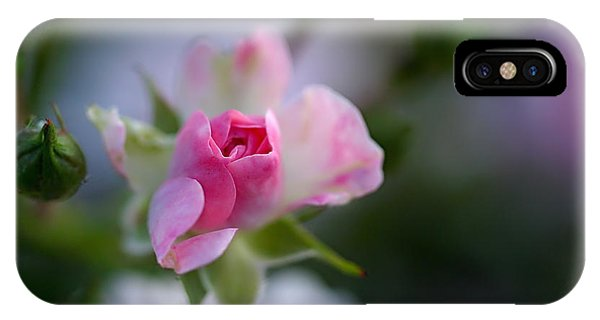 Rose Emergent IPhone Case