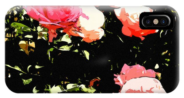 Rose Glory					 IPhone Case