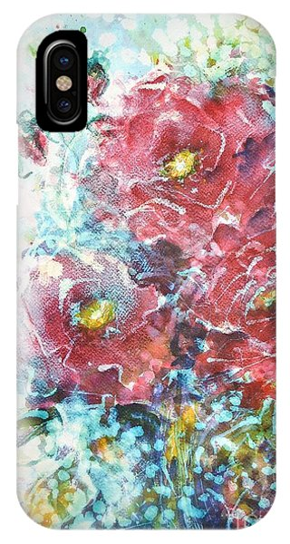 Rose Summer Delight IPhone Case