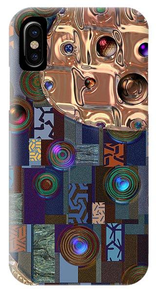 Rosegold River IPhone Case