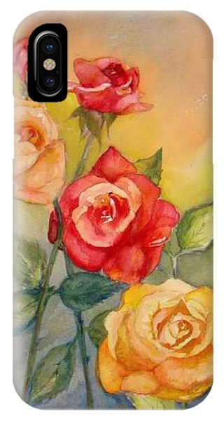 Roses Phone Case by Bianca Romani