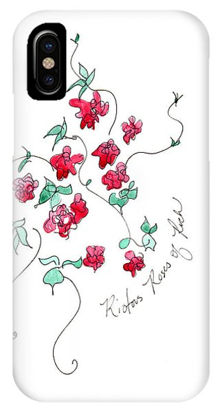 Roses Of Ruch  IPhone Case