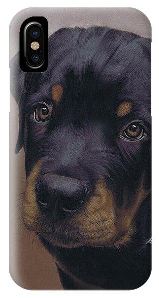 Rottweiler Dog IPhone Case